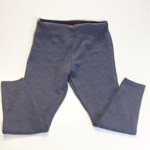 Merona   Lounge Yoga Blue Soft Textured Pants XL
